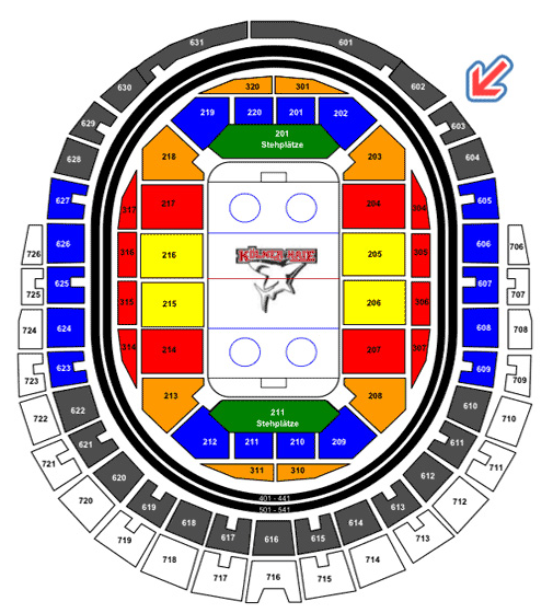 nürnberg ice tigers tickets